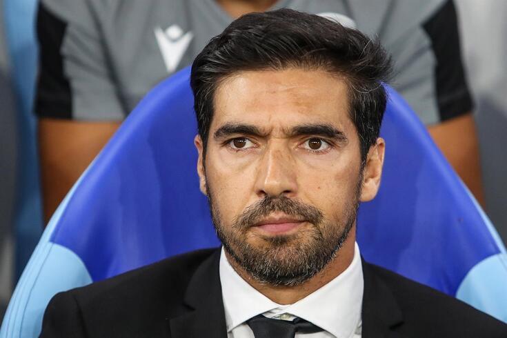 Abel Ferreira, treinador português do PAOK