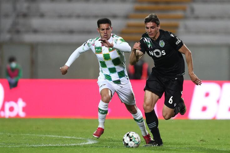 João Palhinha foi um dos destaques do Sporting em 2020/21