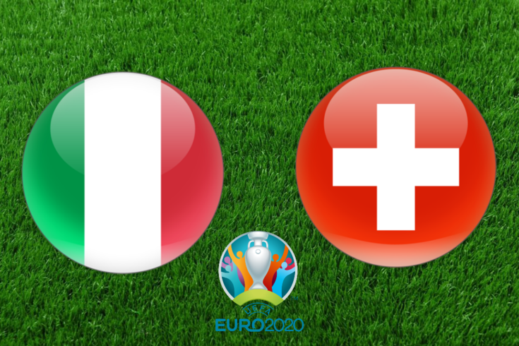 DIRETO | Euro'2020: Itália-Suíça