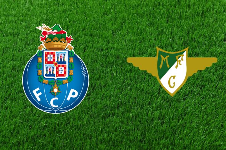 FC Porto goleia Moreirense. Veja o filme do jogo
