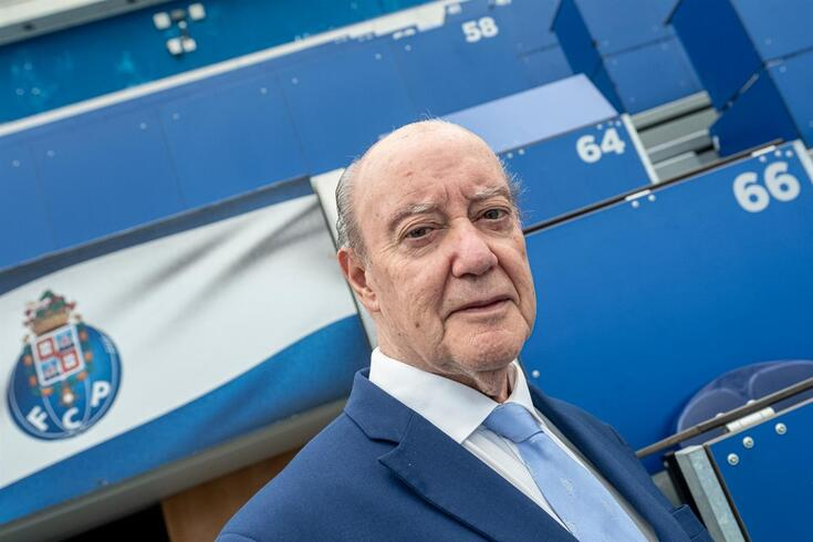Pinto da Costa lidera o FC Porto desde 1982