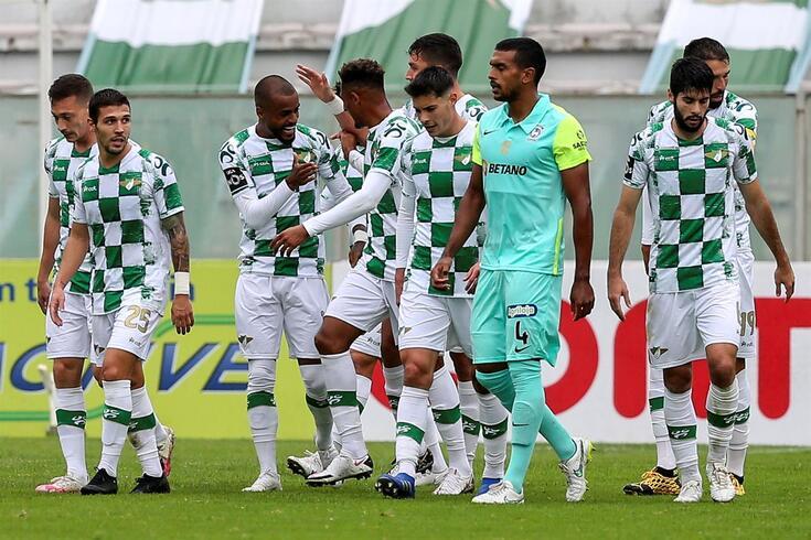 Moreirense derrotou o Marítimo