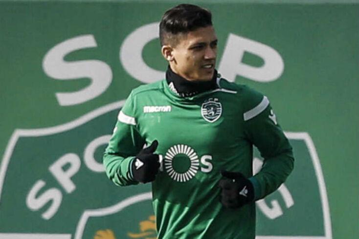 Fredy Montero já foi inscrito pelo Sporting