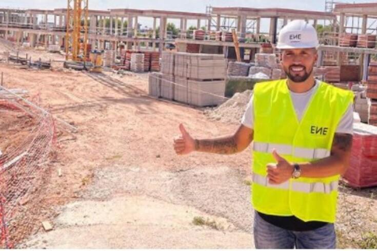 A nova vida de Garay depois de colocar um ponto final na carreira