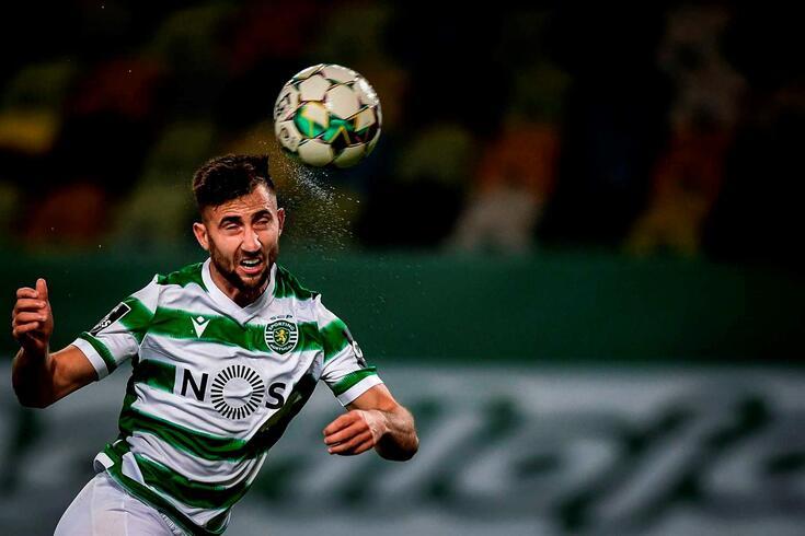 Sporar foi um dos dois jogadores que acusou falso positivo à covid-19 no Sporting