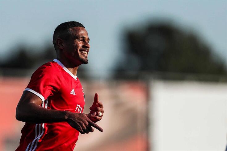 Daniel dos Anjos recuperou de uma miocardite aguda e já treina no Benfica B