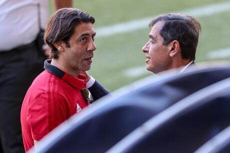 Rui Costa e José Eduardo Moniz