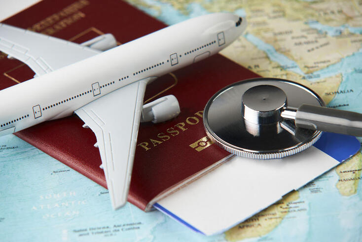 Viajar com saúde