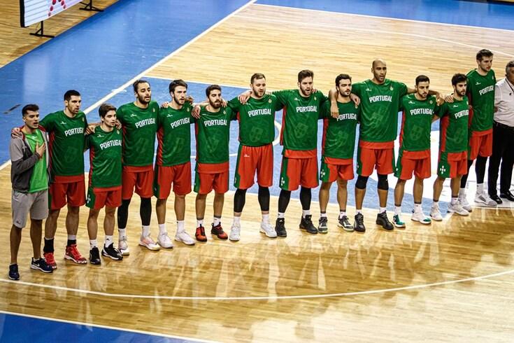 Seleção Nacional de basquetebol