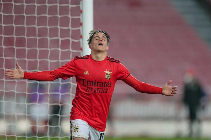 Cervi deixa o Benfica após cinco épocas