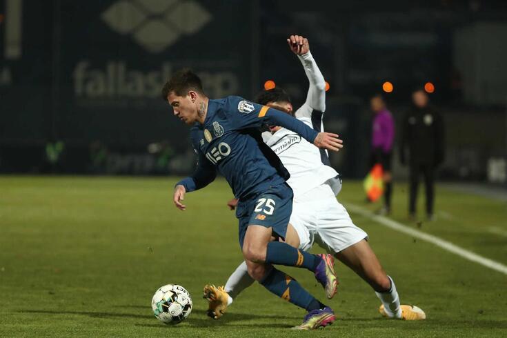 Otávio já voltou aos treinos do FC Porto