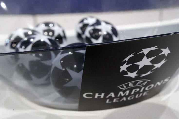 Confira o quadro de jogos da terceira pré-eliminatória da Champions