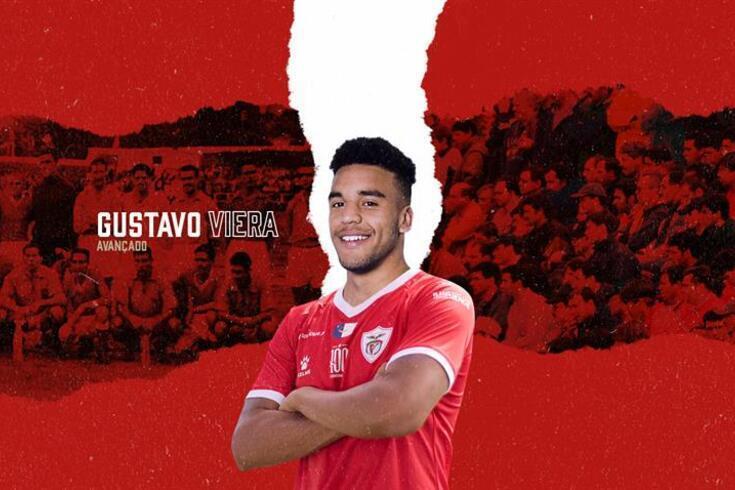 Gustavo Viera é reforço do Santa Clara para 2020/21