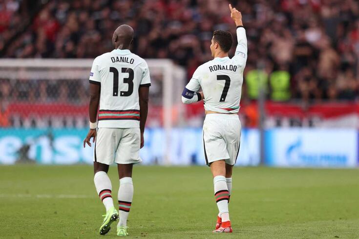 Danilo e Ronaldo