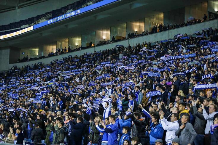 Ato eleitoral do FC Porto decorre a 18 de abril