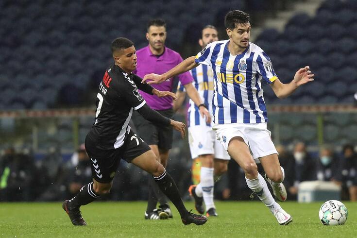 Diogo Leite pode igualar o máximo de jogos feitos numa época pelo FC Porto (18)