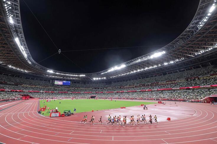 Mais um dia de Jogos Olímpicos, com o Atletismo em foco