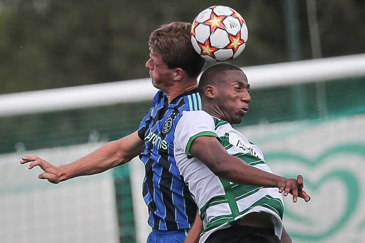 Sporting empatou com o Ajax na Youth League