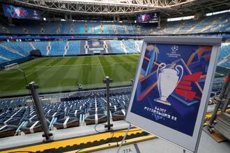 Zenit recebe a Juventus na quarta-feira