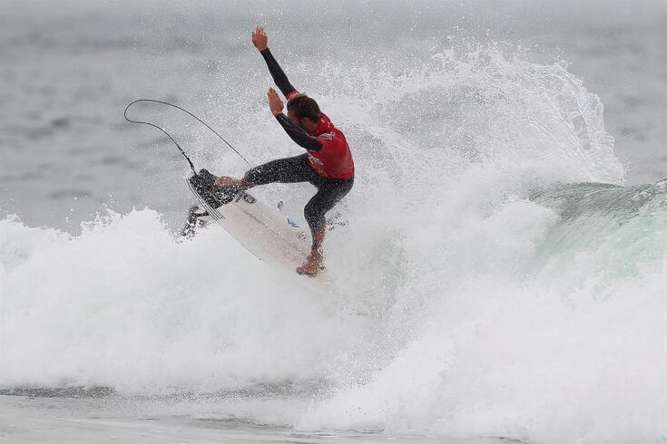 Frederico Morais integra o circuito mundial de surf