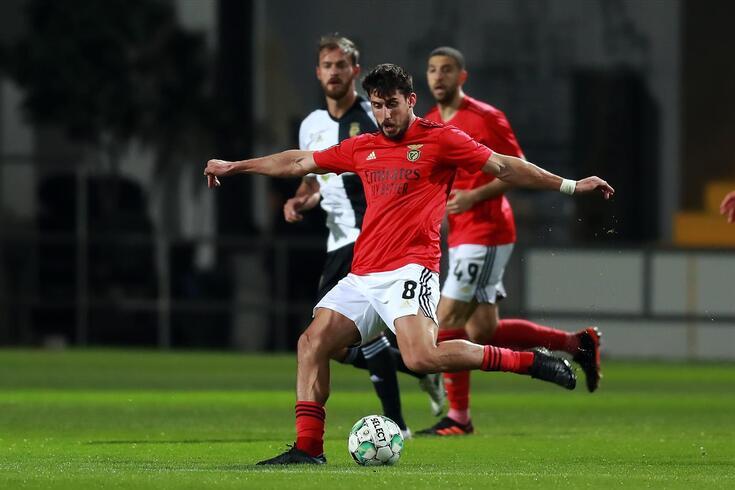 Gabriel fora das contas do Benfica