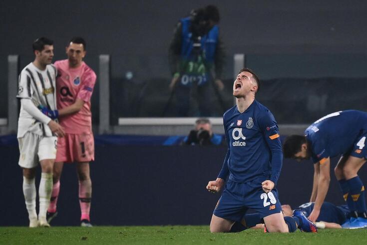 Liga dos Campeões: FC Porto ultrapassou os oitavos de final pela quinta vez