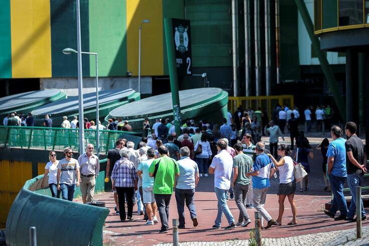 Assembleia Geral do Sporting decorre este sábado