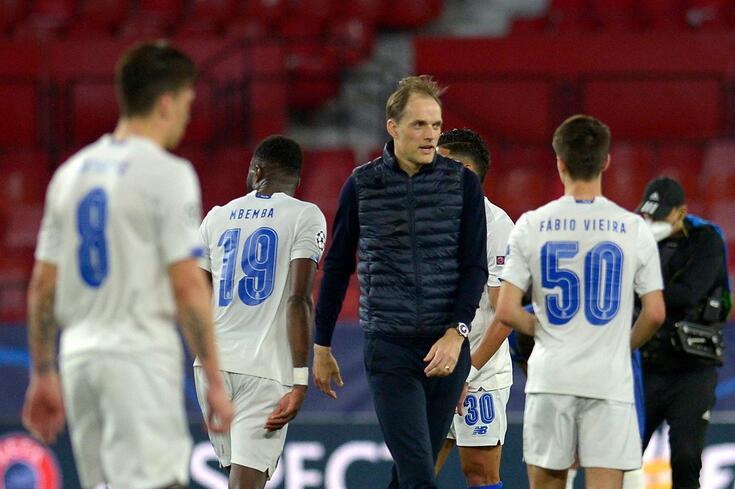 Thomas Tuchel, treinador do Chelsea