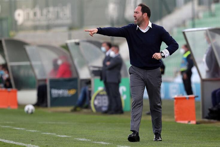 Ricardo Soares, treinador do Gil Vicente