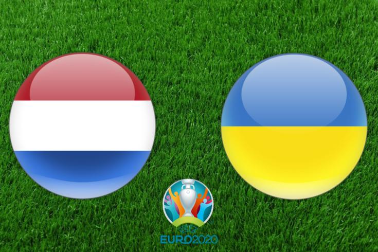 DIRETO | Euro'2020: Países Baixos-Ucrânia