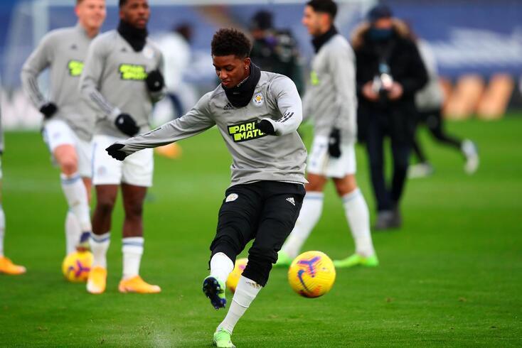 Demarai Gray, extremo de 25 anos, já atuou pelo Leicester