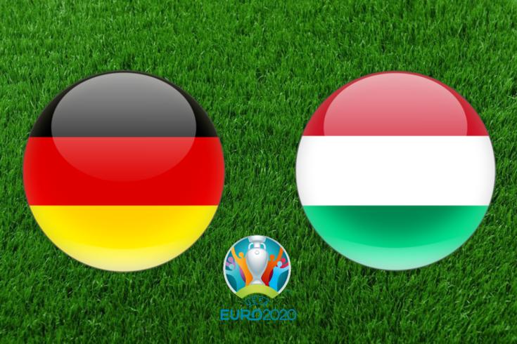 DIRETO   Euro'2020: Alemanha-Hungria
