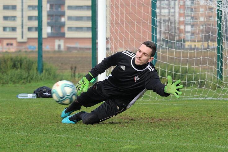 João Costa defende atualmente a baliza do Granada