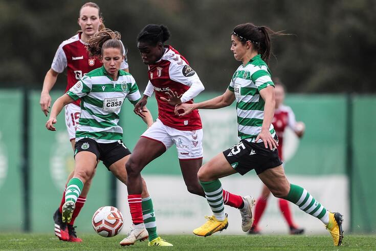 FPF aconselhada a não impor teto orçamental no futebol feminino