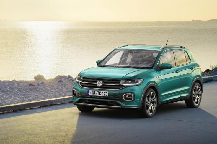 VW T-Cross: o quinto elemento