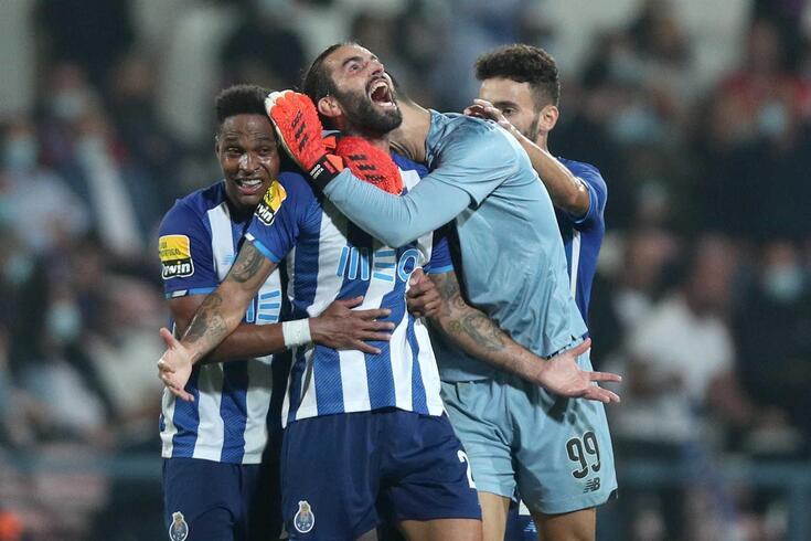 Sérgio Oliveira deu a vitória ao FC Porto em Barcelos