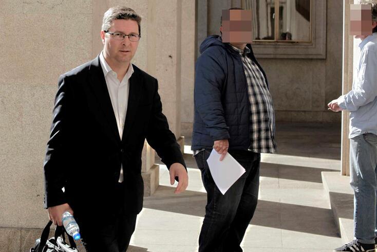 Nuno Brandão, advogado que representa o FC Porto no caso dos emails
