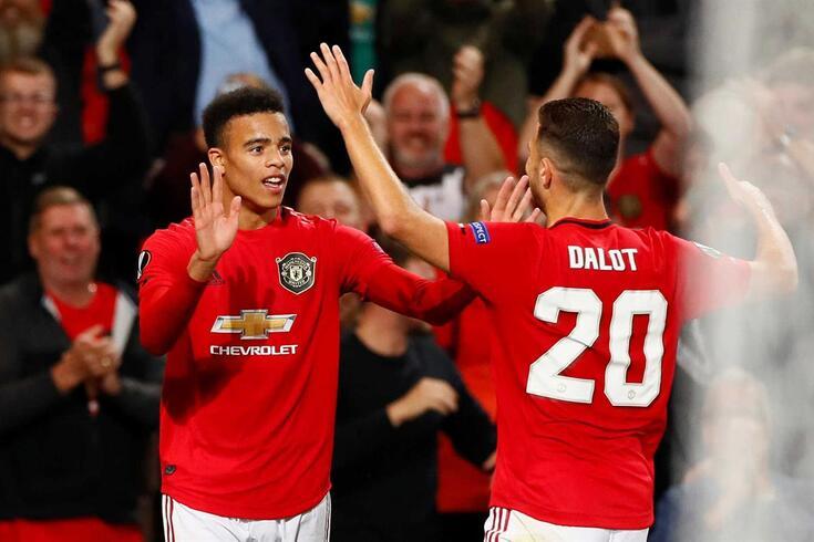 Jovem jogador do Manchester United entrou para a história