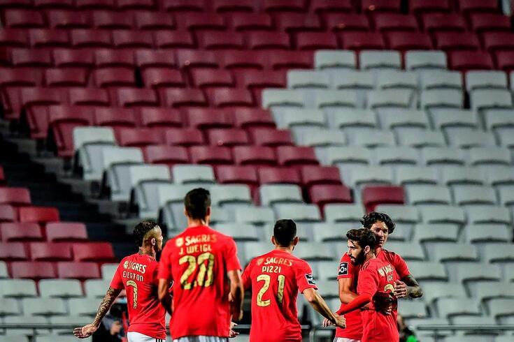 Benfica consegue o seu melhor arranque na I Liga em 38 anos