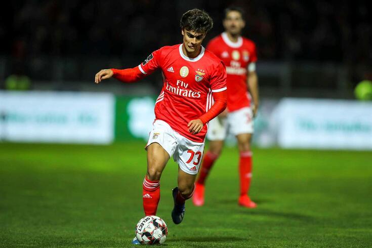 Sem espaço no Benfica, Jota tem interessados em Espanha e Inglaterra