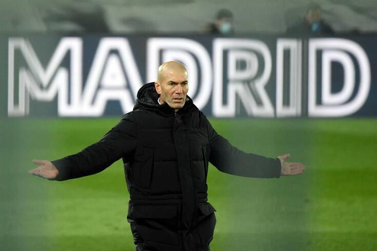 Zidane conhece bem Mbappé, que o tem como ídolo