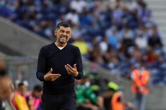 Sergio Conceição, treinador do FC Porto