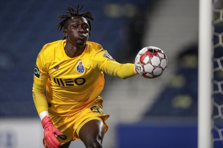 Mouhamed Mbaye foi campeão pelo FC Porto