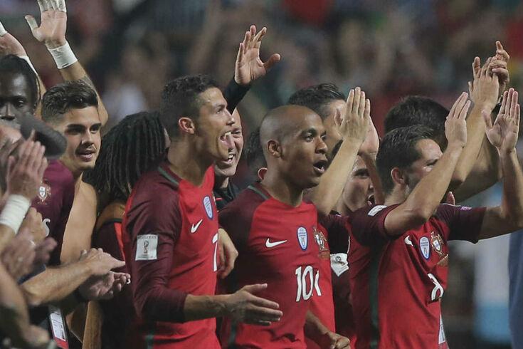 Ranking FIFA: Portugal segue no pódio, Polónia continua a surpreender