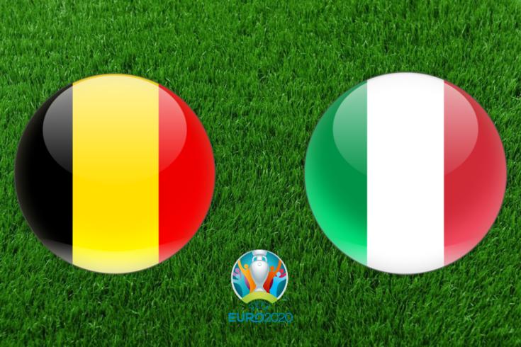 DIRETO | Euro 2020: Bélgica-Itália