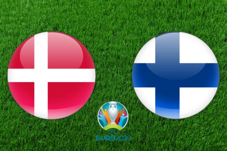 DIRETO | Euro 2020: Dinamarca-Finlândia