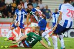 Marítimo-FC Porto um a um: Bambock deu ânimo e Pepe deu um ponto
