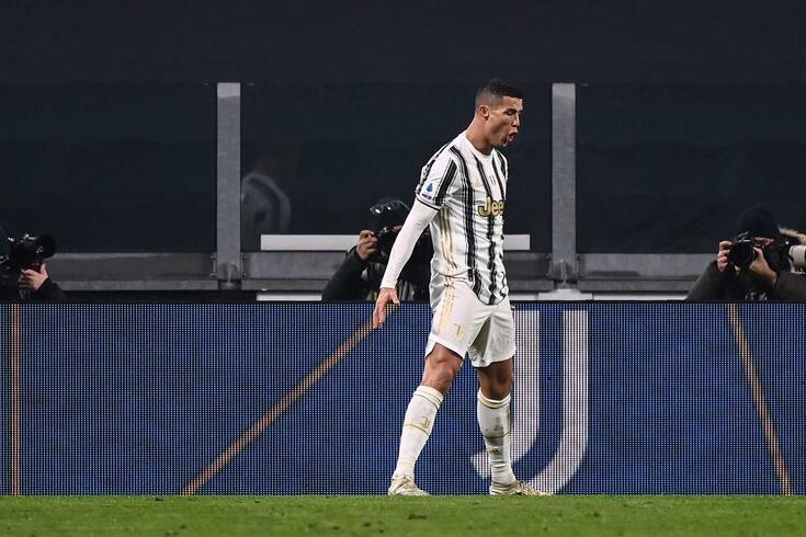 Ronaldo, avançado da Juventus