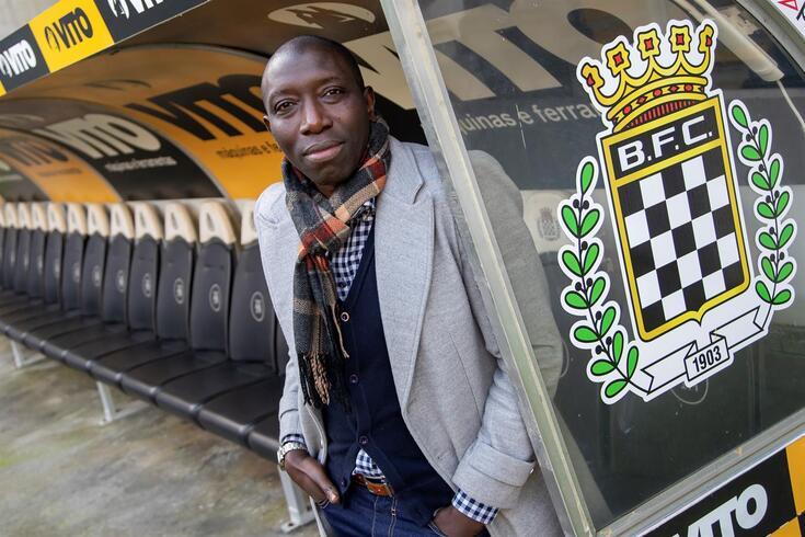 Fary, diretor desportivo do Boavista