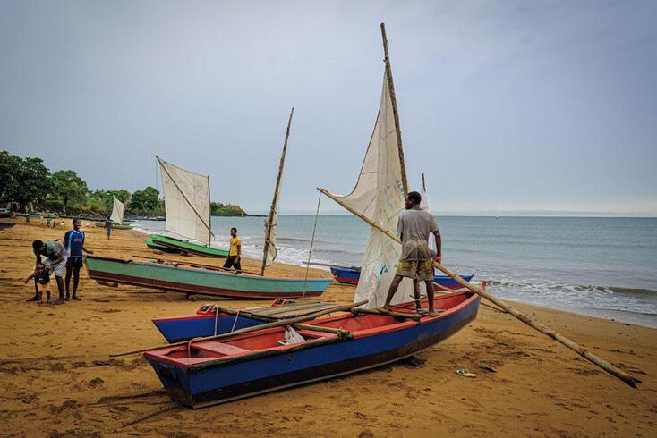 O que precisa de saber para ir a São Tomé
